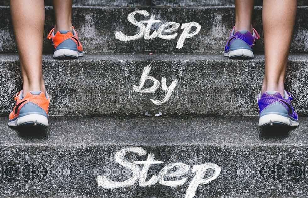 Berufseinstieg-Stepbystep