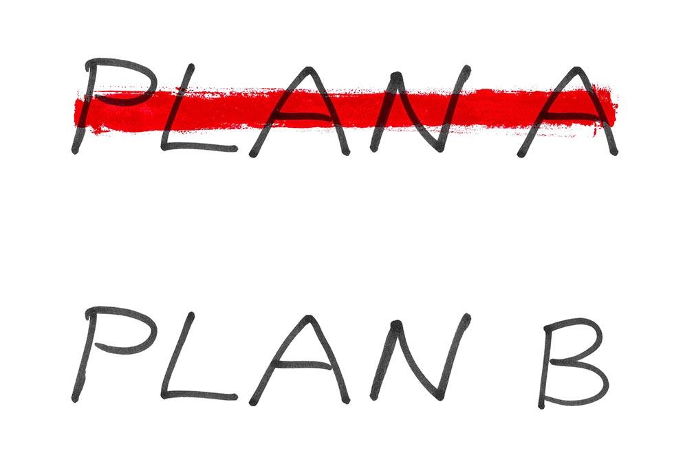 Studienabbruch Plan-A Plan-B