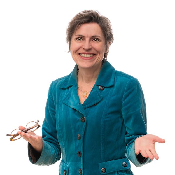 Carmen Maria Beck ist Geschäftsführerin von Wortland.